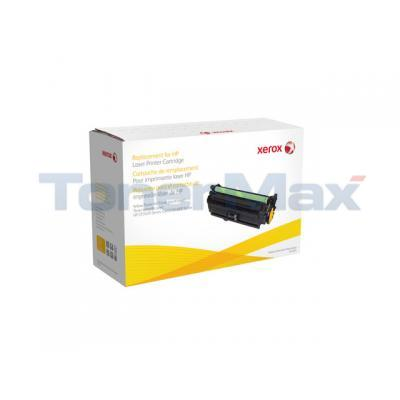 XEROX HP CLJ CP3525 TONER CTG YELLOW CE252A
